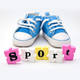 Sport shoes