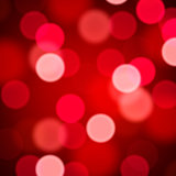 Defocused abstract red background, vector Eps10 illustration.