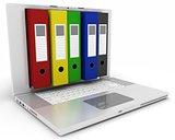 digital filing and storage