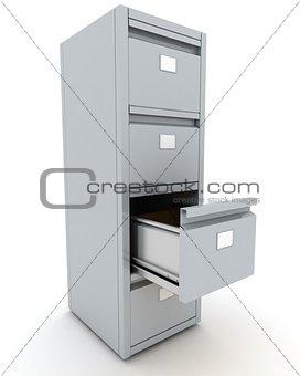filing acabinate