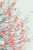 Spring blossom print