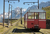 Travelling in Alps