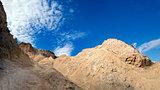 Mount Sodom.