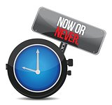 now or never watch