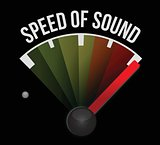 speed of sound speedometer