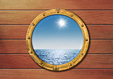 ship porthole