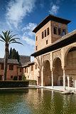 In Alhambra in Granada