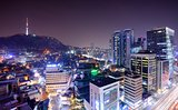 Seoul Cityscape