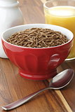 wheat bran cereal breakfast