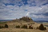 Spiš castle in eastern Slovakia