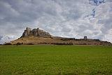 Spain castle in Slovakia