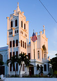 St. Paul&#39;s Church, Key West, Florida Keys, Florida, USA