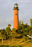 lighthouse, Ponce Inlet, Florida, USA
