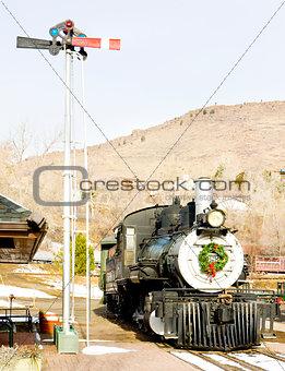 Colorado Railroad Museum, USA