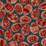 seamless texture Easter