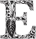 Floral E