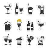 Alcohol an icon
