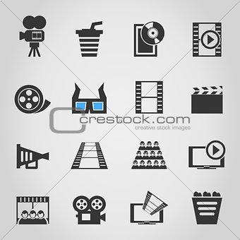 Cinema icons4