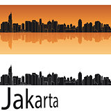 Jakarta skyline