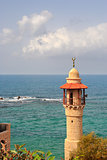 Old mosque. Yafo, Israel.