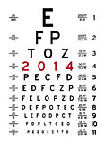 Eye Chart I