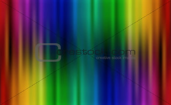 Abstract glowing curtain background