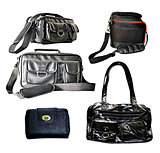 Collection of Leather bags