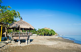 areia branca beach near dili east timor
