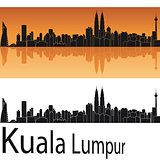 Kuala Lumpur skyline