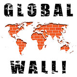 Global wall