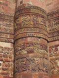 Qtub Minar detail (141)