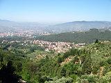 Romantic Tuscany  landscape
