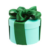 green gift box