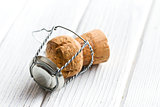 champagne cork