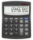 calculator vector illustration