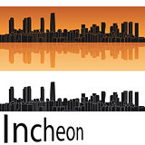 Incheon skyline