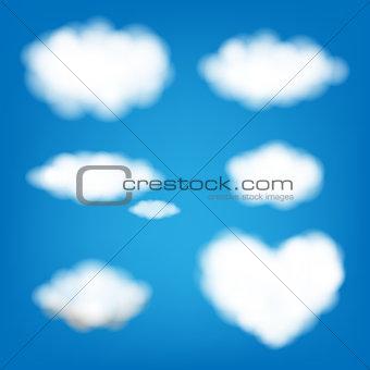 Big Set Clouds