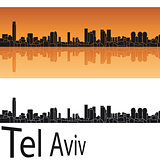 Tel Aviv skyline