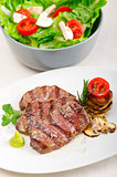 grilled Kobe Miyazaky beef