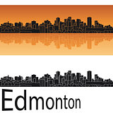 Edmonton skyline