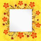 Flower Frame