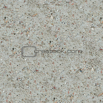 Grey Cement Wall Seamless Texture.