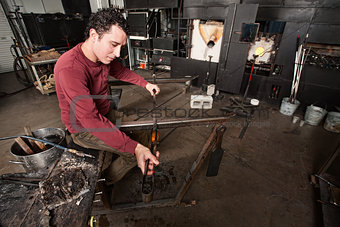 Young Industrial Artist