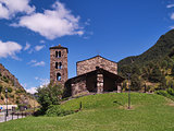 Sant Joan de Caselles (Andorra), romanesque church