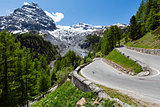 Summer Stelvio Pass (Italy)