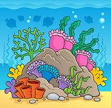 Coral reef theme image 2