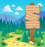 Forest theme image 3