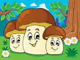 Mushroom theme image 8