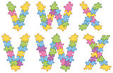 Puzzle Jigsaw Alphabet Letters