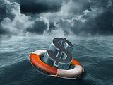 Dollar rescue
